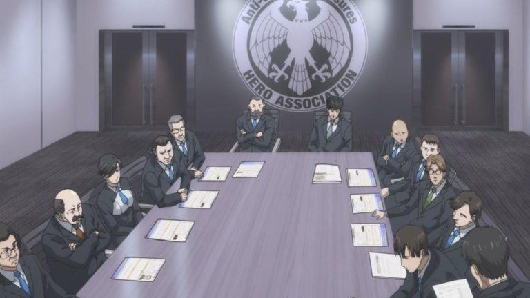 Heroes association