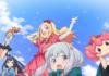 KV Anime Eromanga Sensei