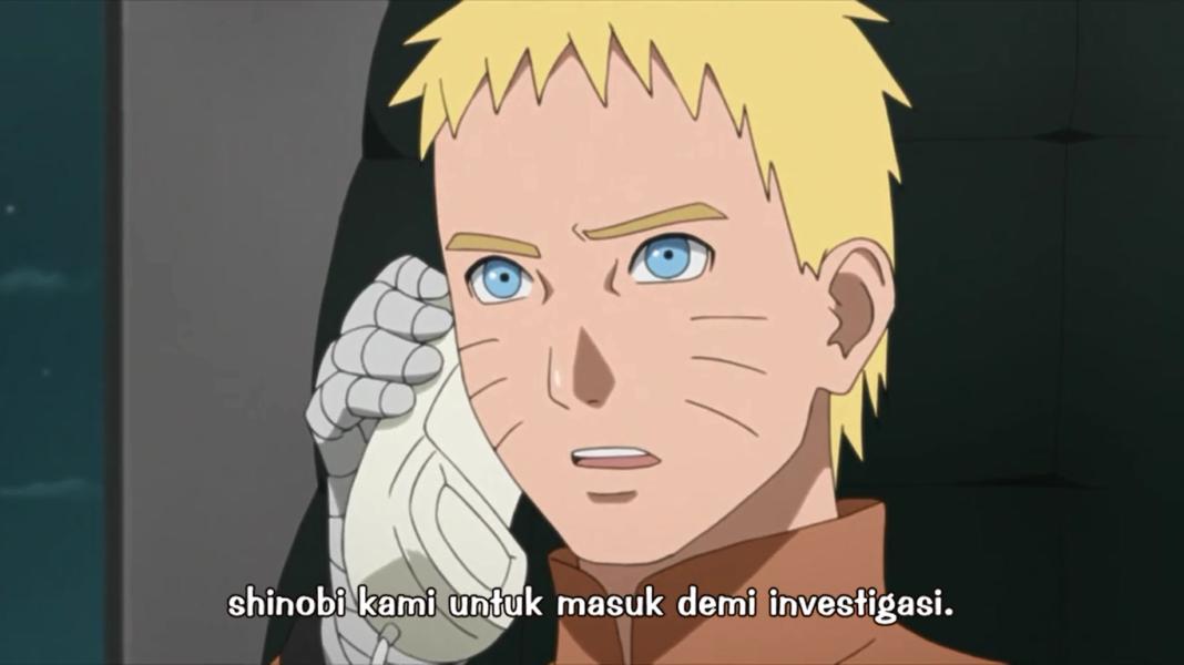 Ku Sama – Review Boruto Episode 78   Kuroneko-Ku