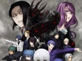 Hasil gambar untuk poster tokyo ghoul re 2