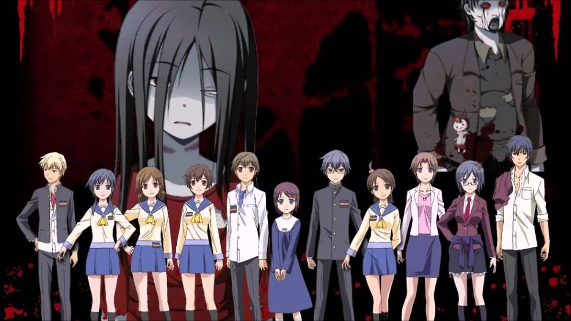 Anime Corpse Party: Tortured Souls