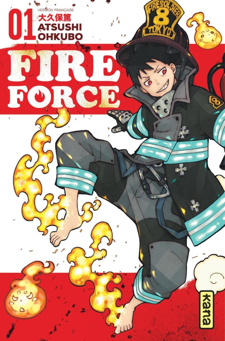 Manga Vol. 1