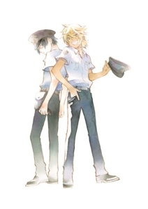 Ilustrasi Mabu & Reo